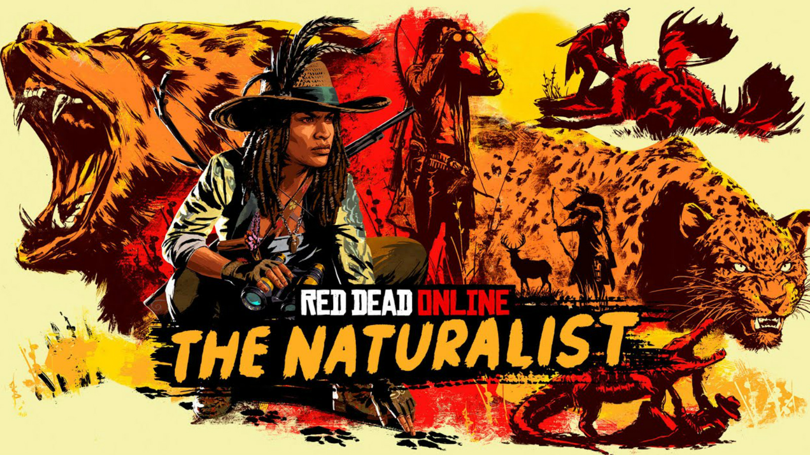 The Naturalist in Red Dead Online