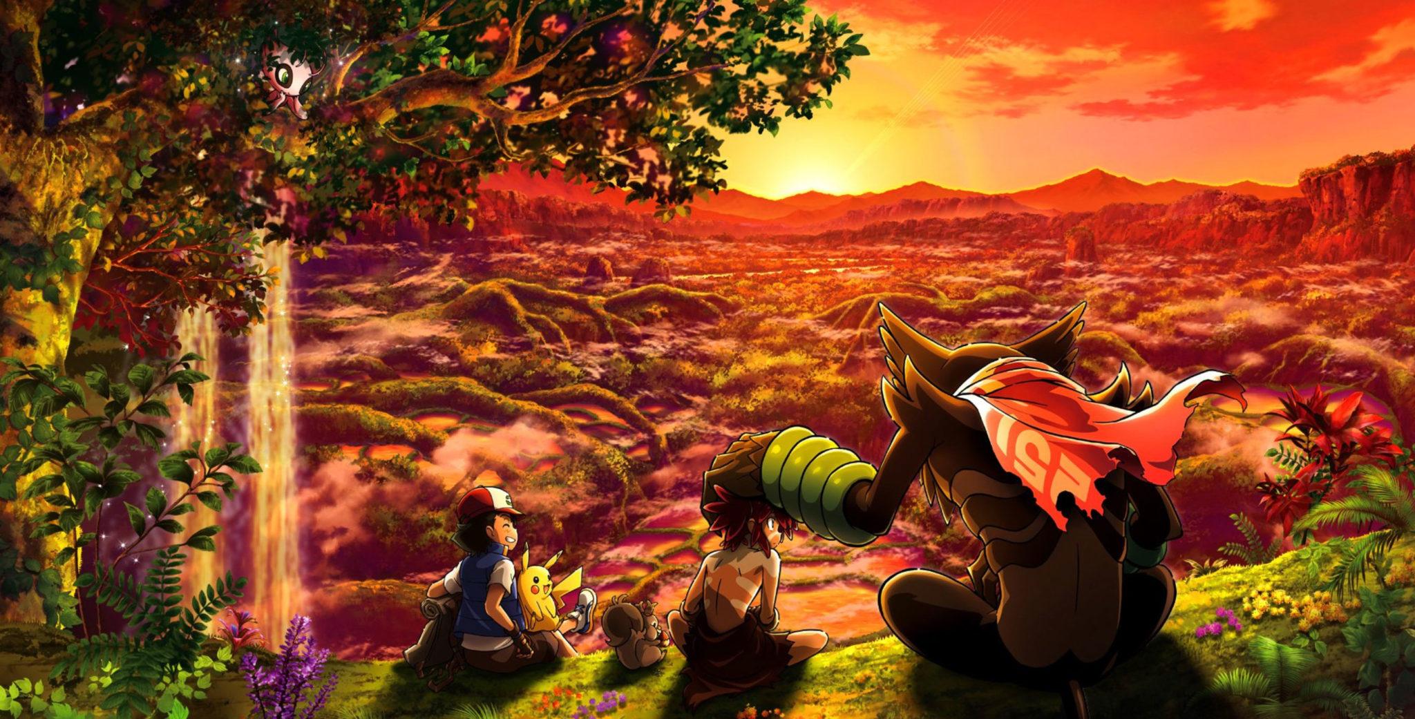 pokemon coco movie zarude