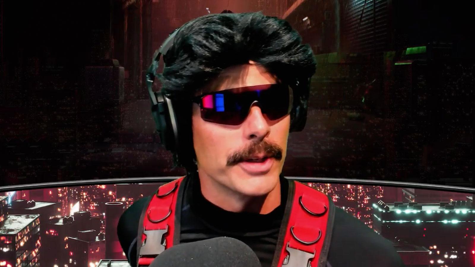 dr disrespect youtube stream