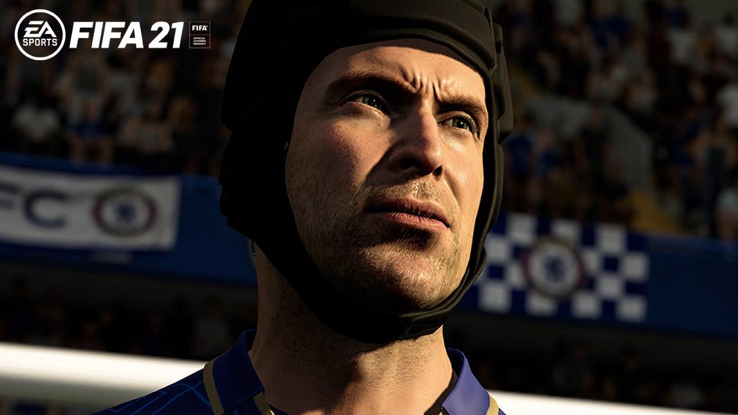 Petr Cech in FIFA