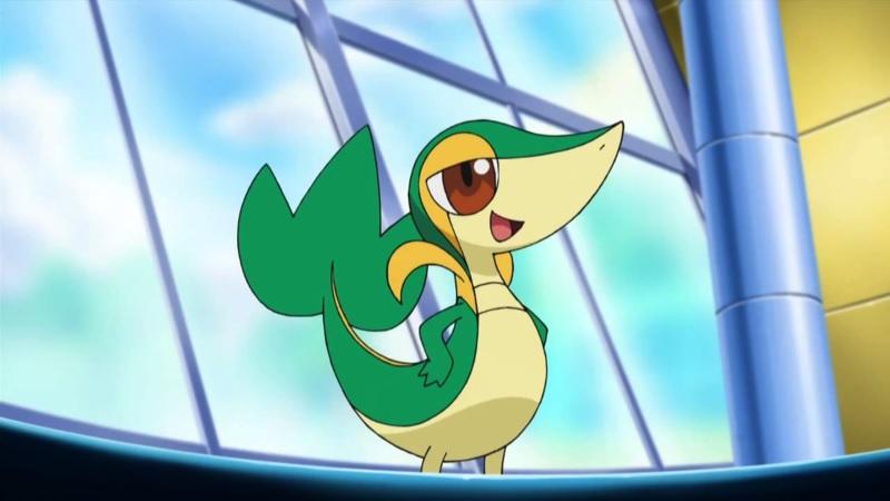 Snivvy Pokemon Go