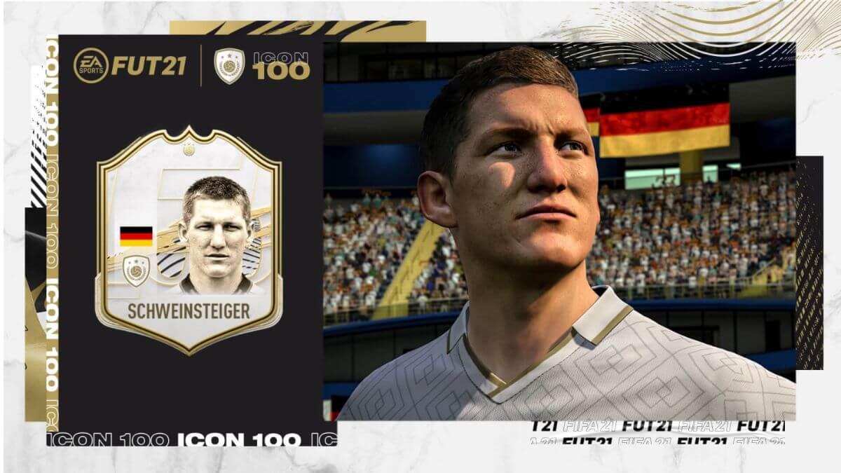 Schweinsteiger in FIFA 21