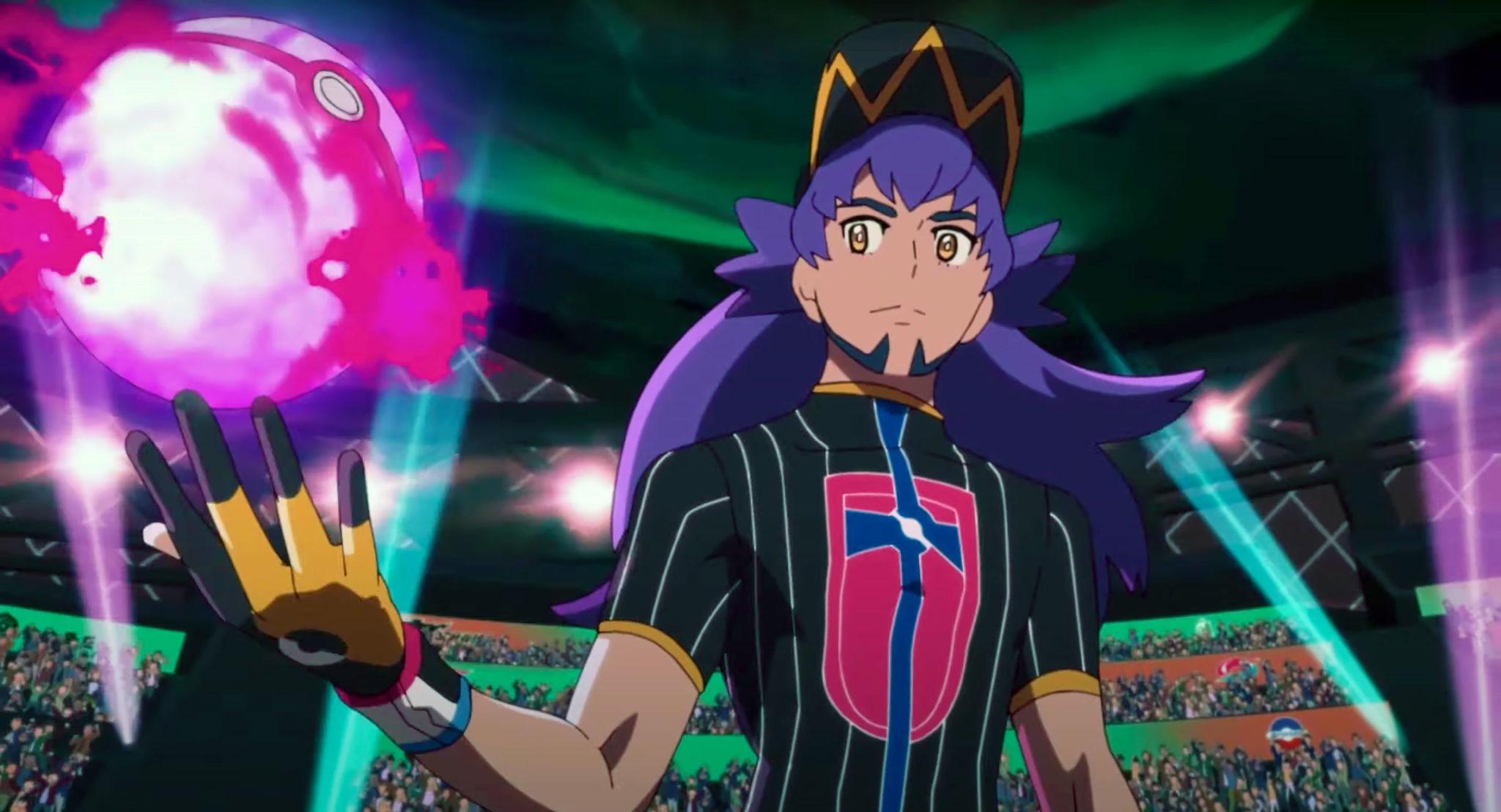 leon pokemon sword shield