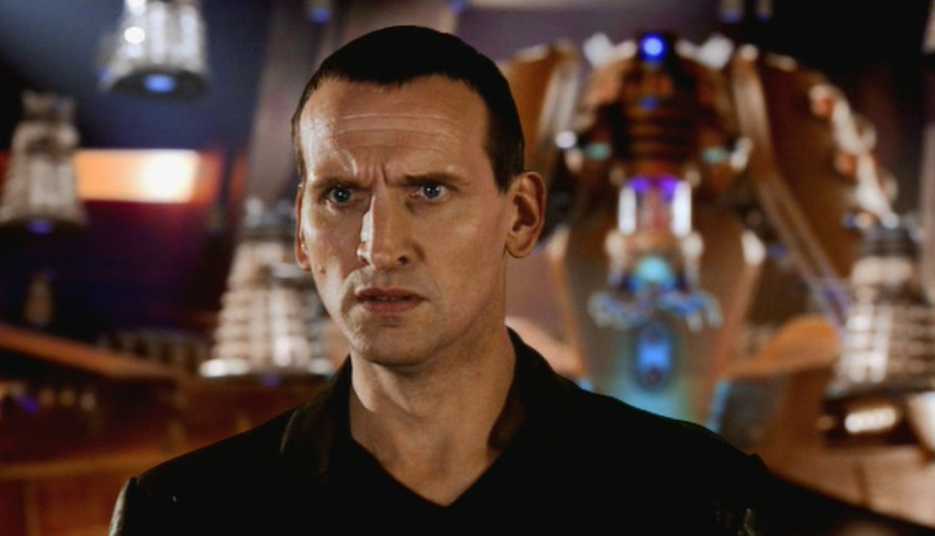Christopher Eccleston originated the role of the Ninth Doctor during the series' revival in 2005.
