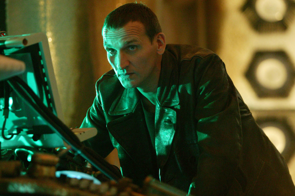 Doctor Who fans will get 12 more audio episodes about Christopher Eccleston's Ninth Doctor.