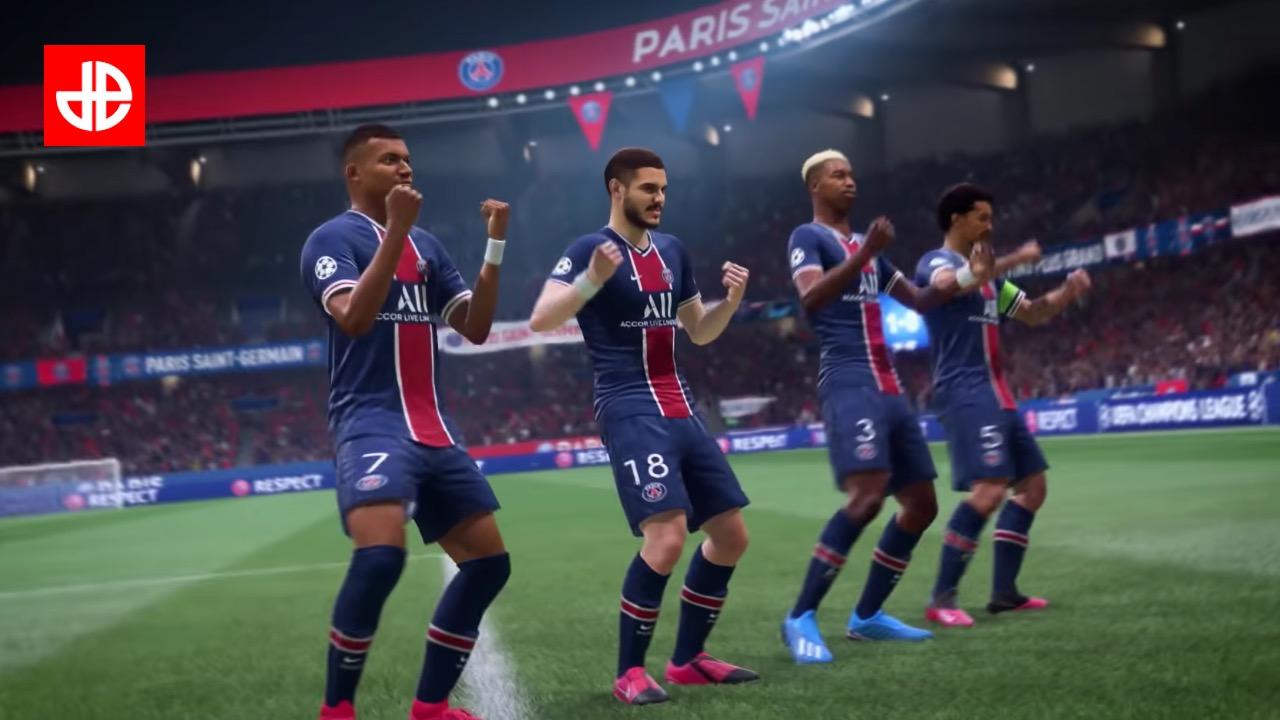 Co-Op in FIFA 21