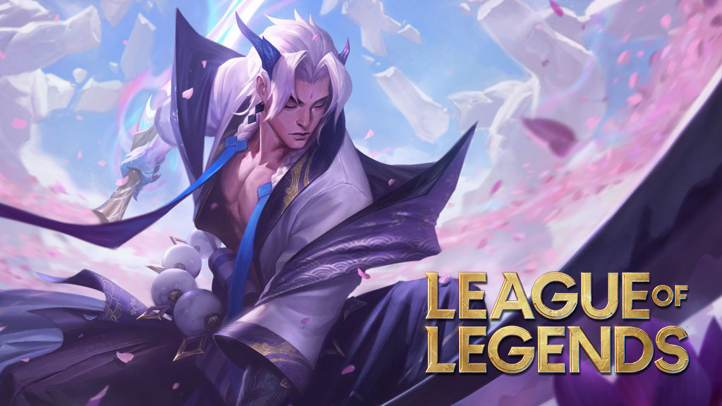 Spirit Blossom Yone in League of Legends