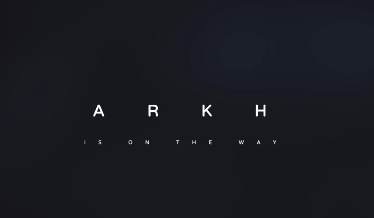 Arkh AR spatial computing logo