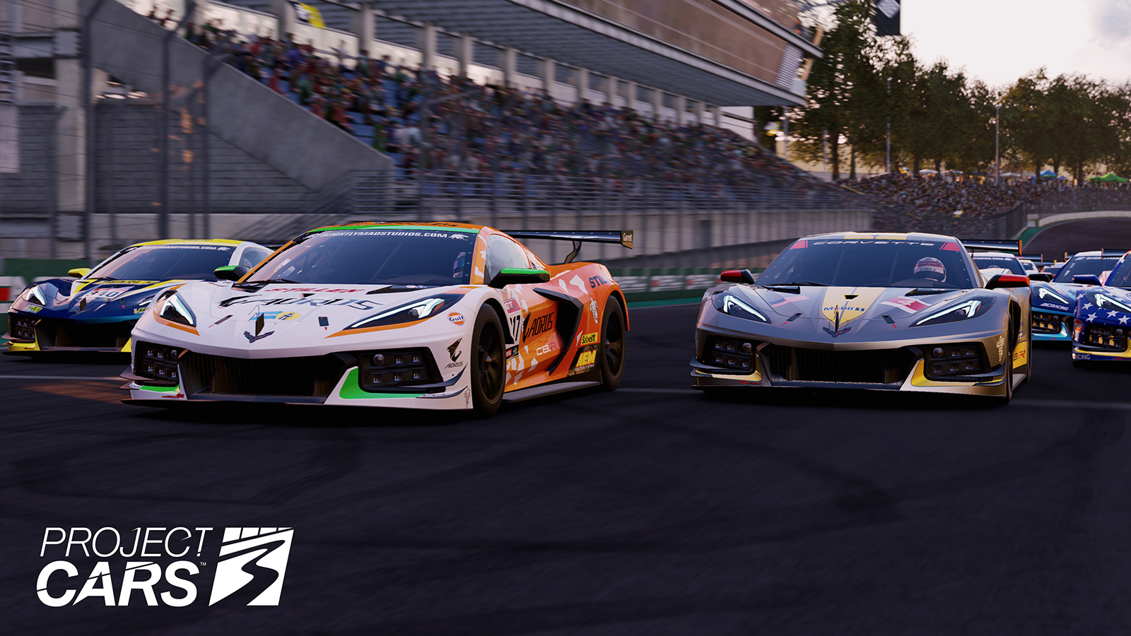 Project Cars 3 What we know