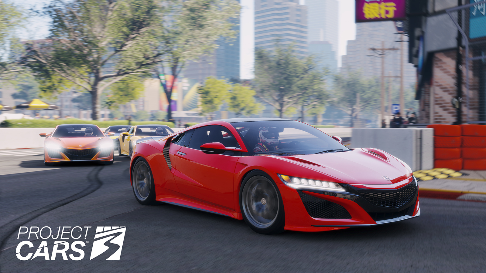 Project Cars 3 graphics
