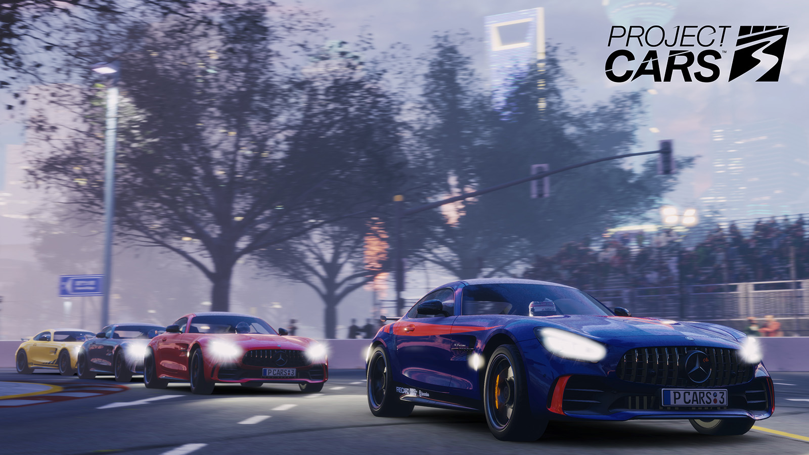 Project cars 3 track and car list