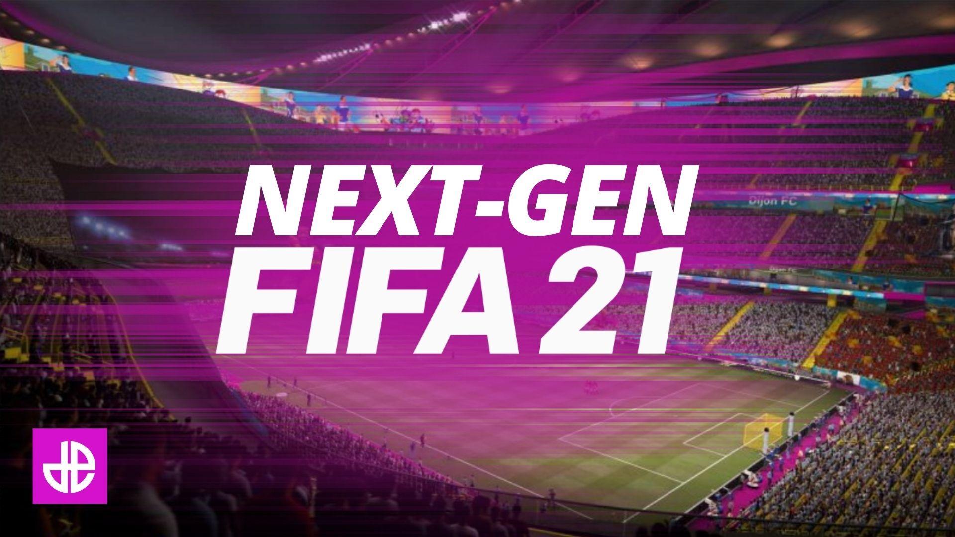 FIFA 21 FUT Champs stadium