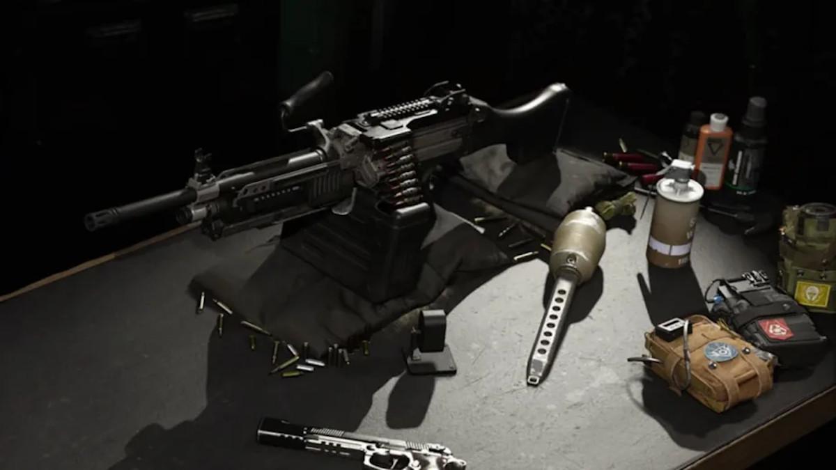 Modern Warfare Bruen MK9