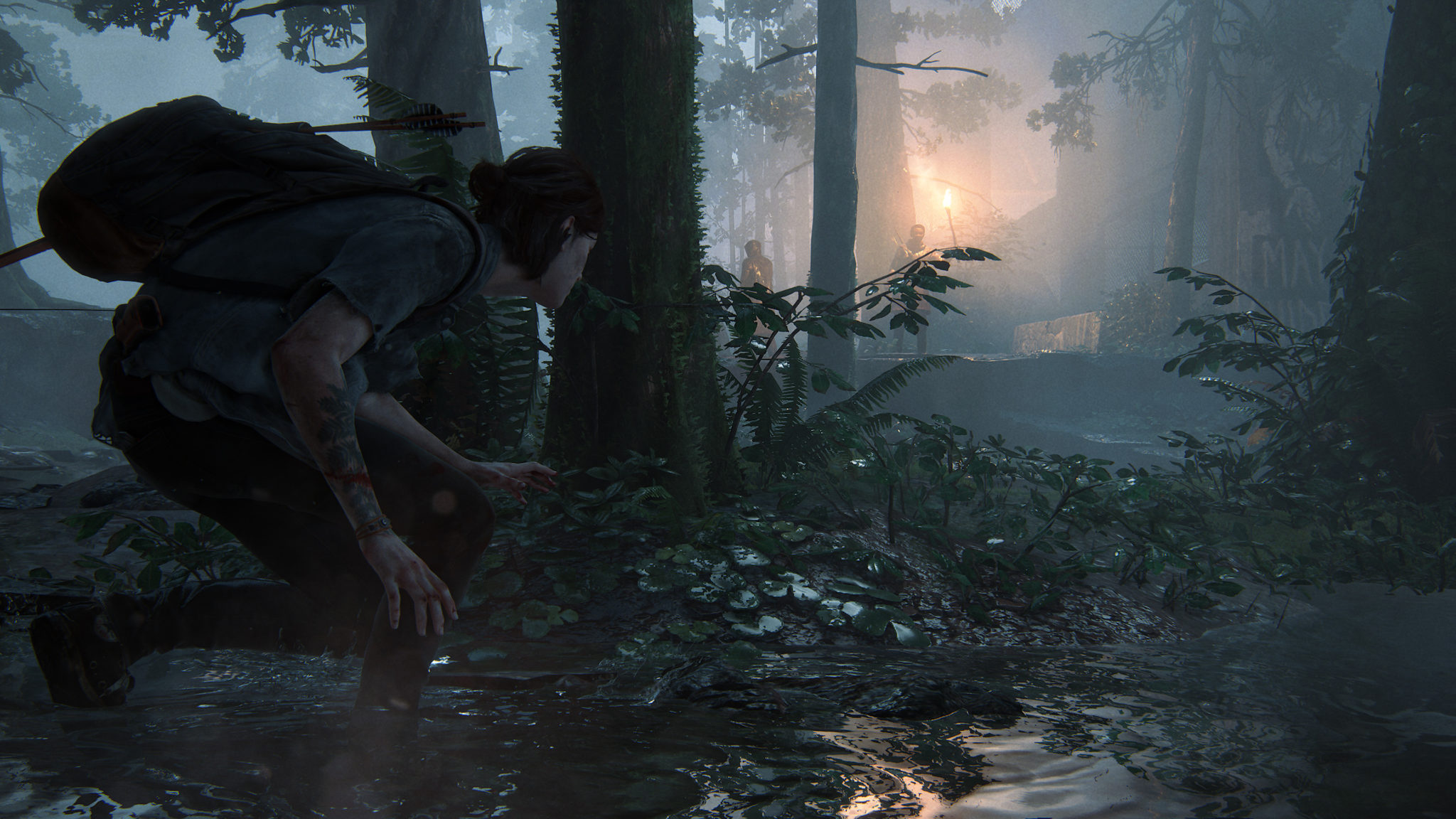 Last of Us Part II gameplay