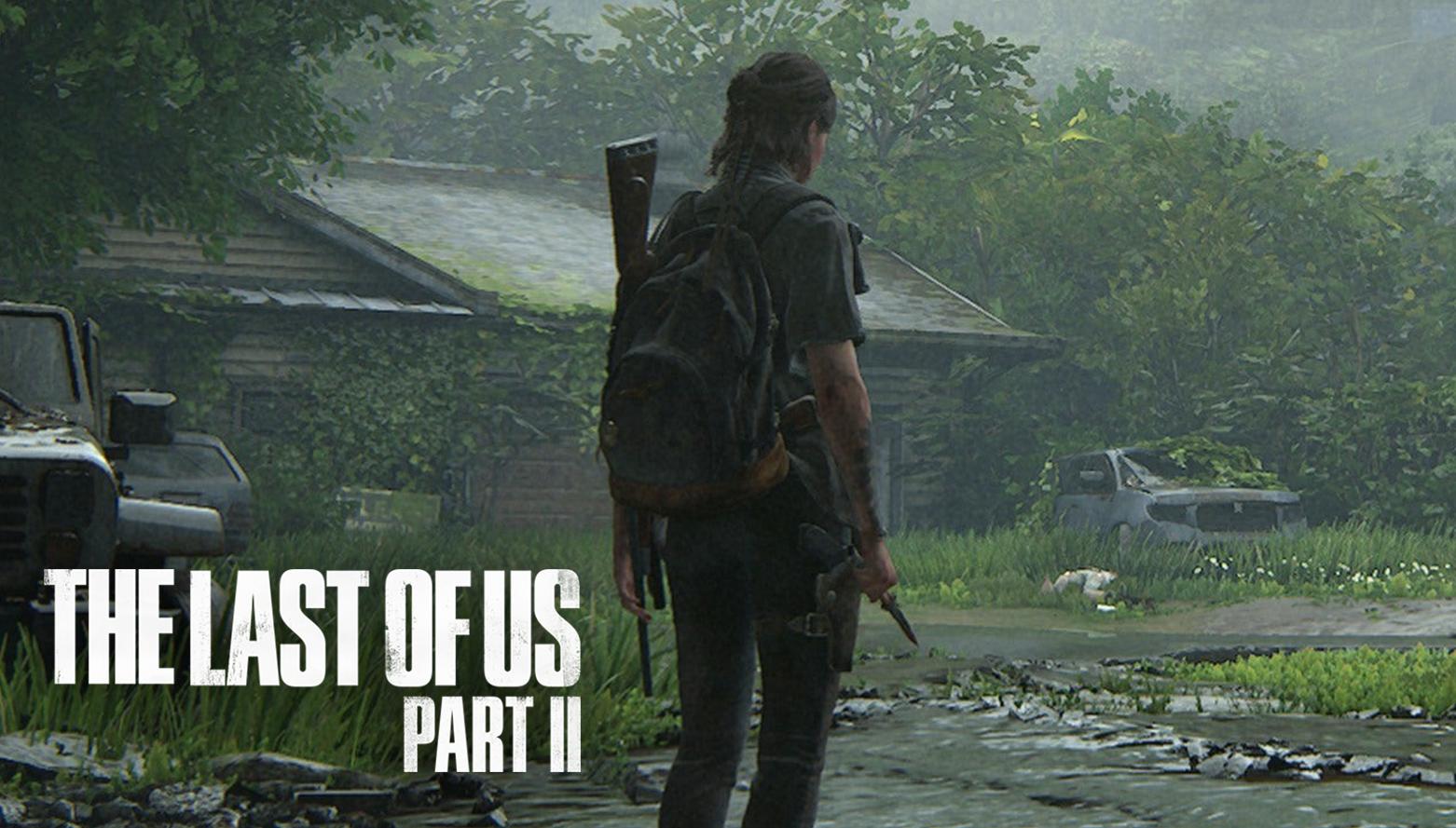 Last of Us Part II Ellie gameplay