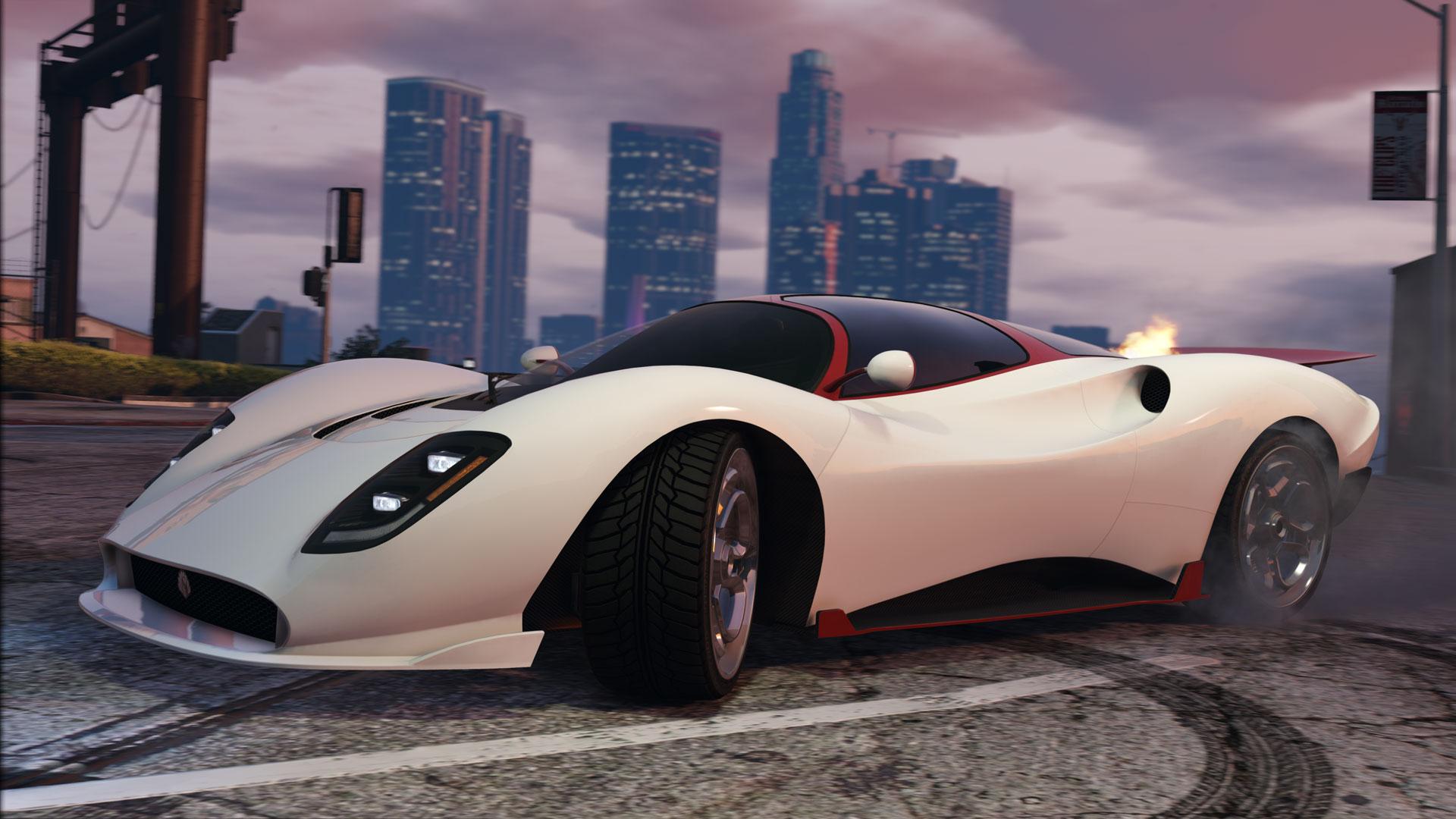 GTA Online Summer Special vehicle