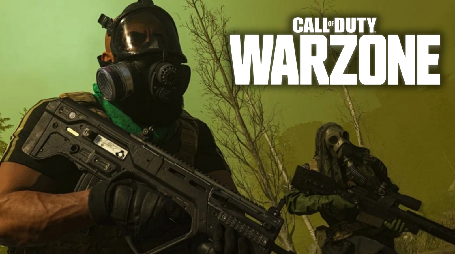 Call of Duty Warzone Gas Masks