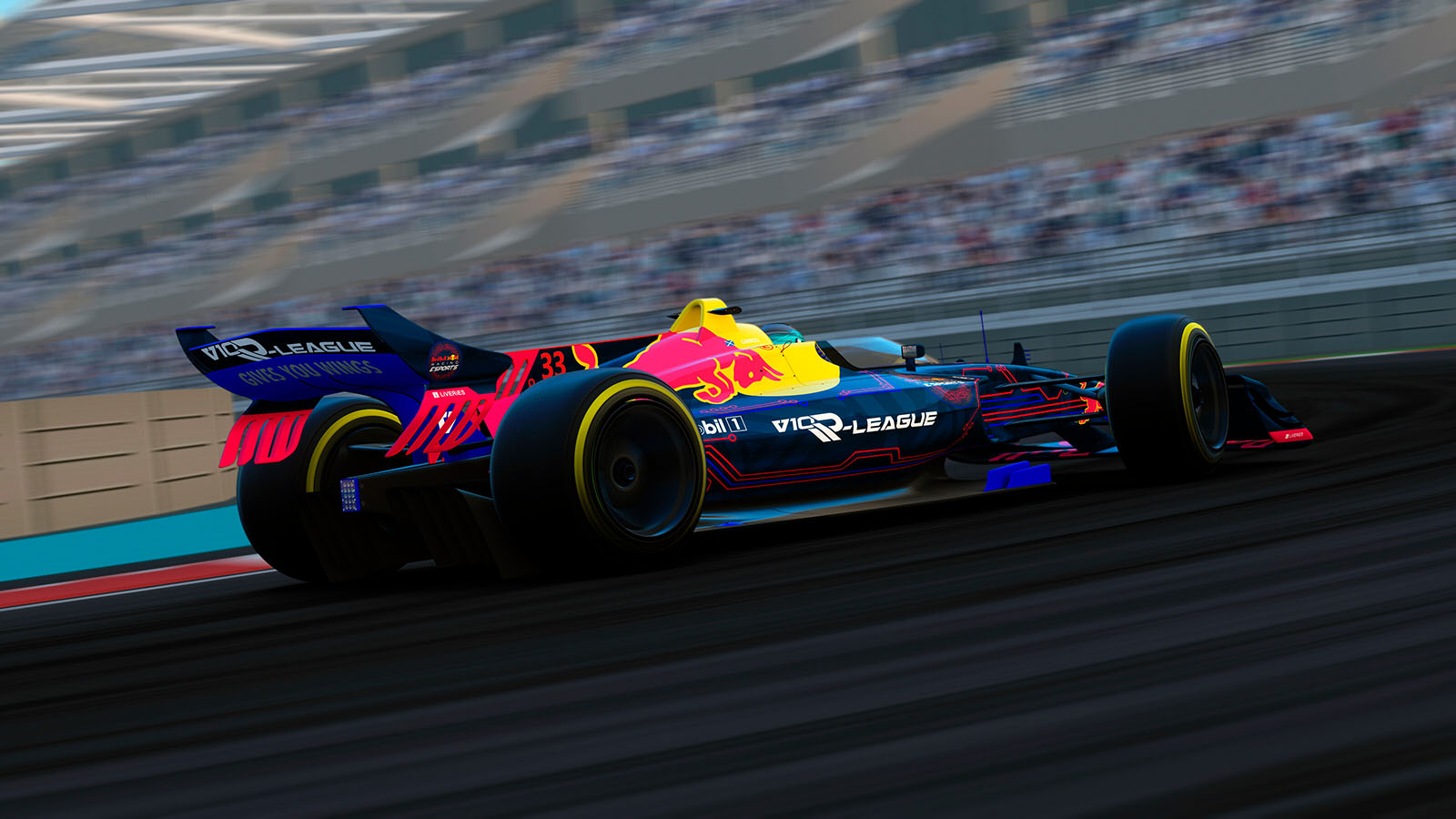 Red Bull Racing Esports V10 R-League