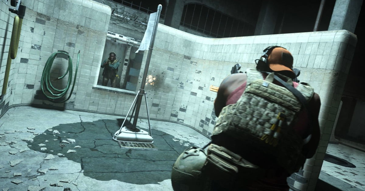 Call of Duty Warzone gulag