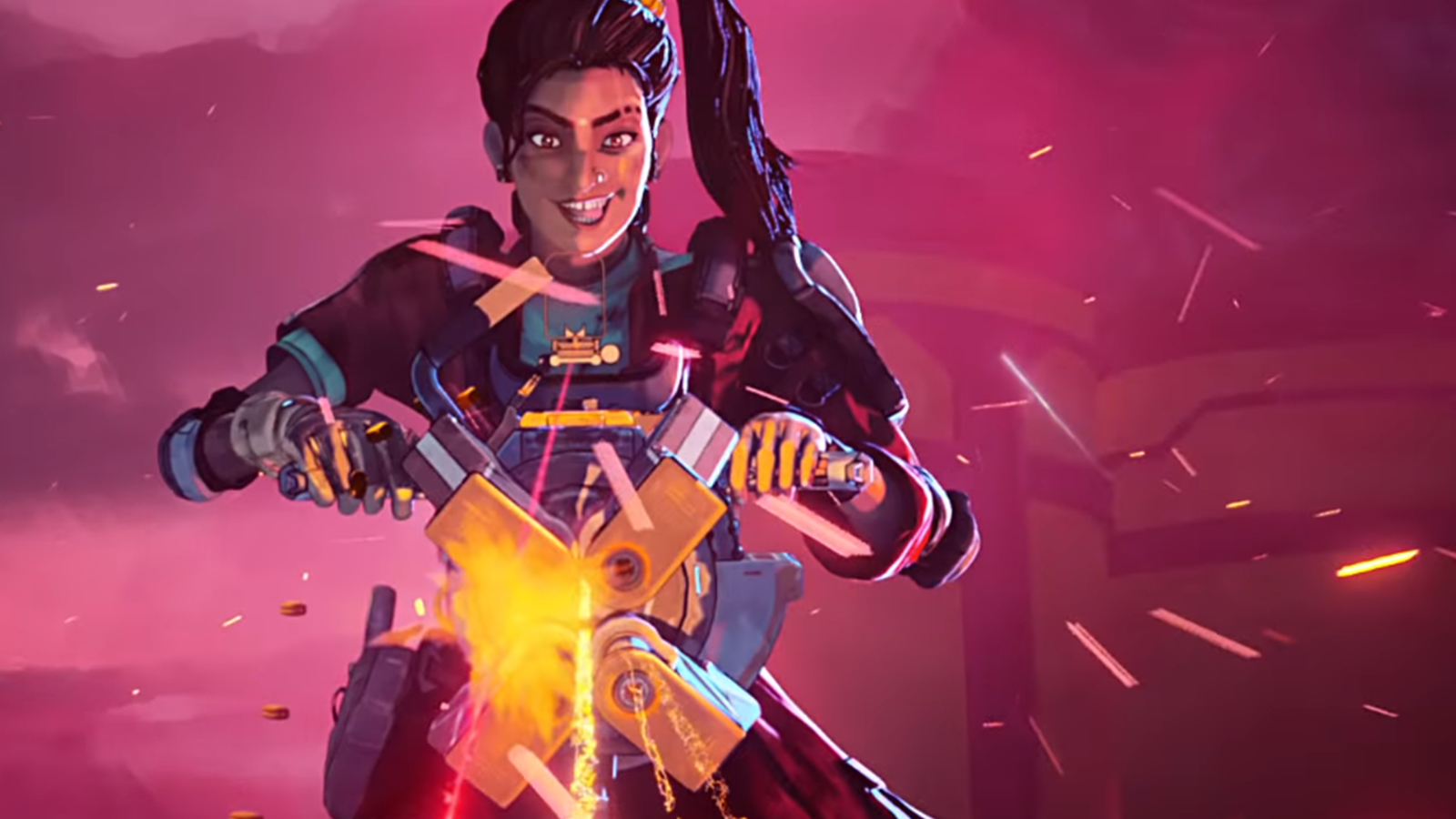 The new Apex Legend leaks have confirmed Rampart will be a defensive Legend.