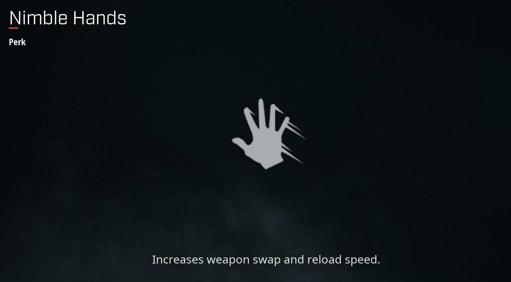 Nimble Hands