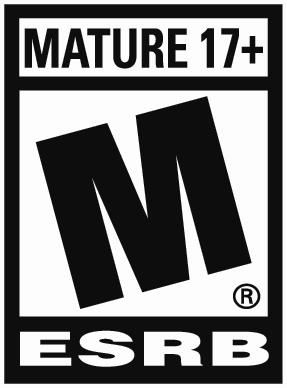 ESRB M-rating logo