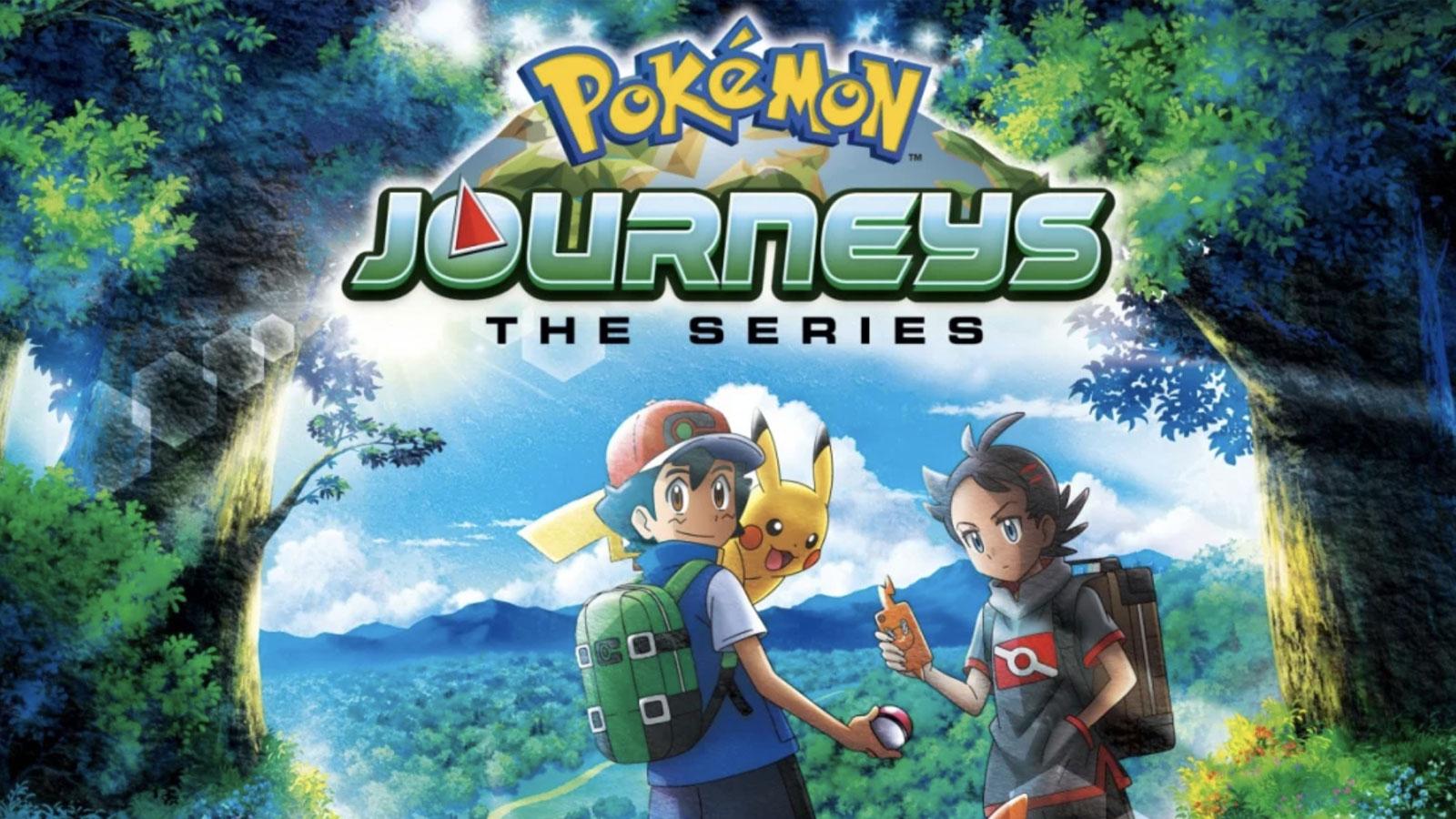 pokemon journeys ash goh