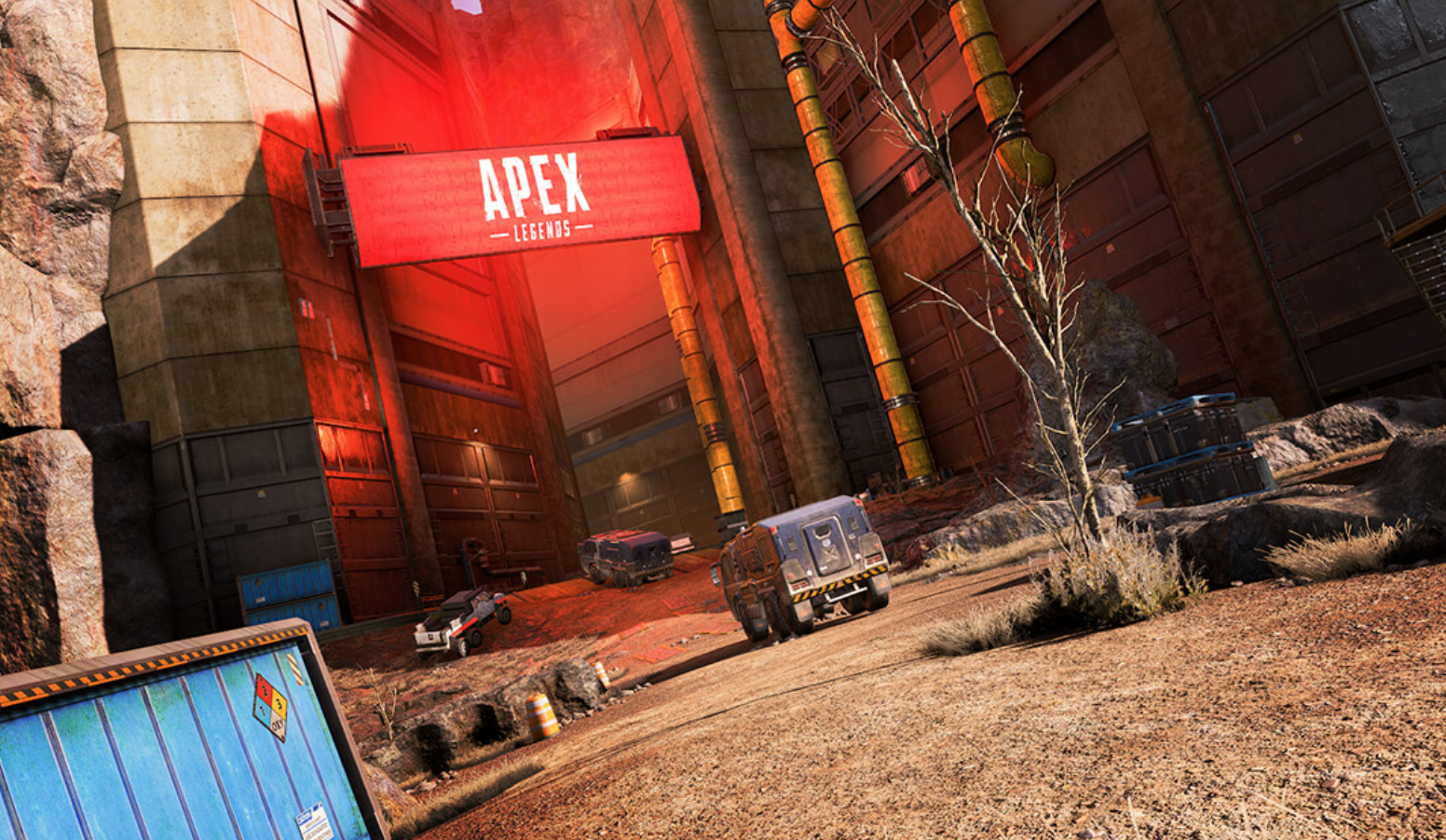 Apex Legends Season 6 Launch Site
