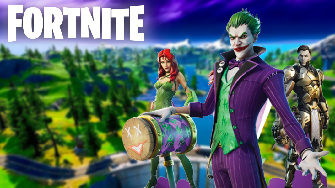 Fortnite Reveals The Last Laugh Bundle Ft Joker Poison Ivy Skins Dexerto The last laugh bundle is now available, giving players access to two of batman's deadliest enemies alongside a multitude of weapons and dlc perks. fortnite reveals the last laugh bundle