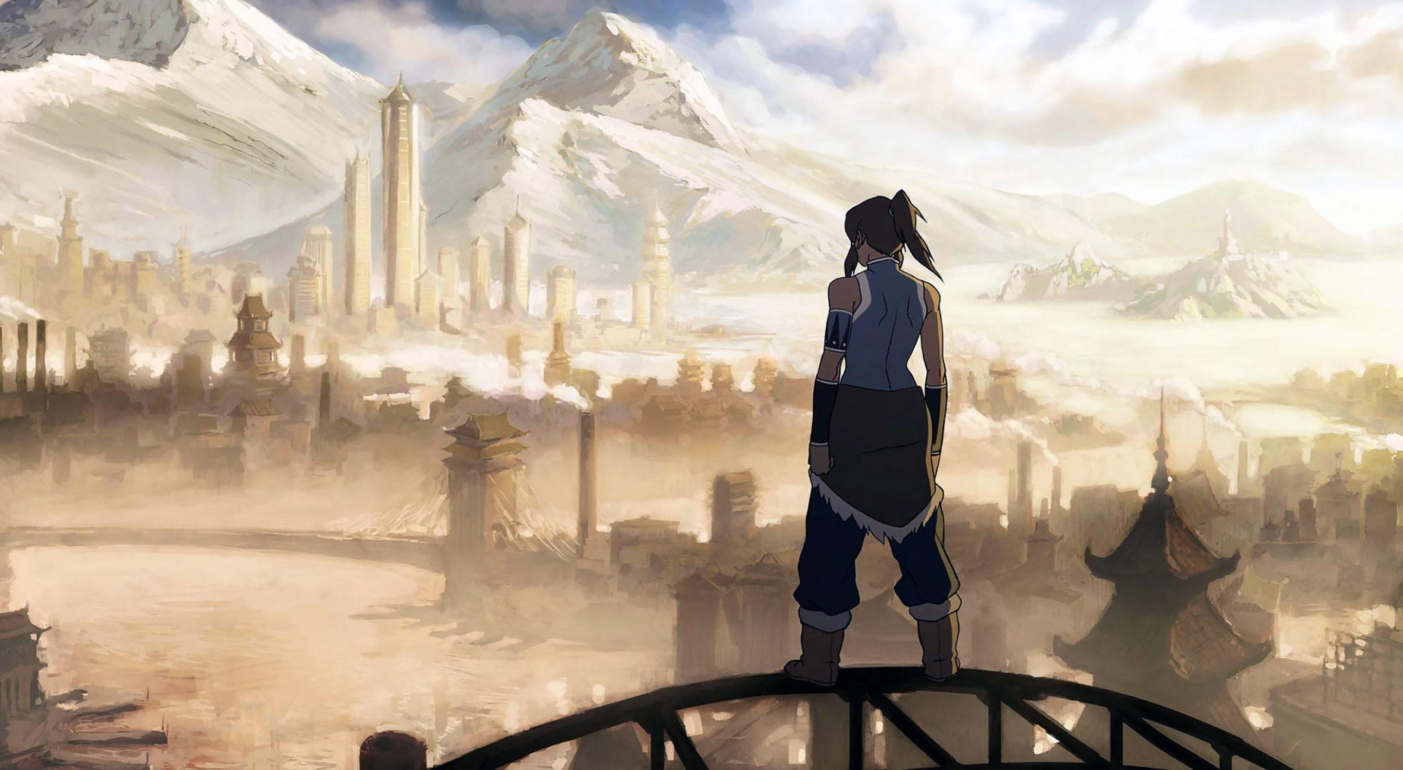 the legend of korra avatar