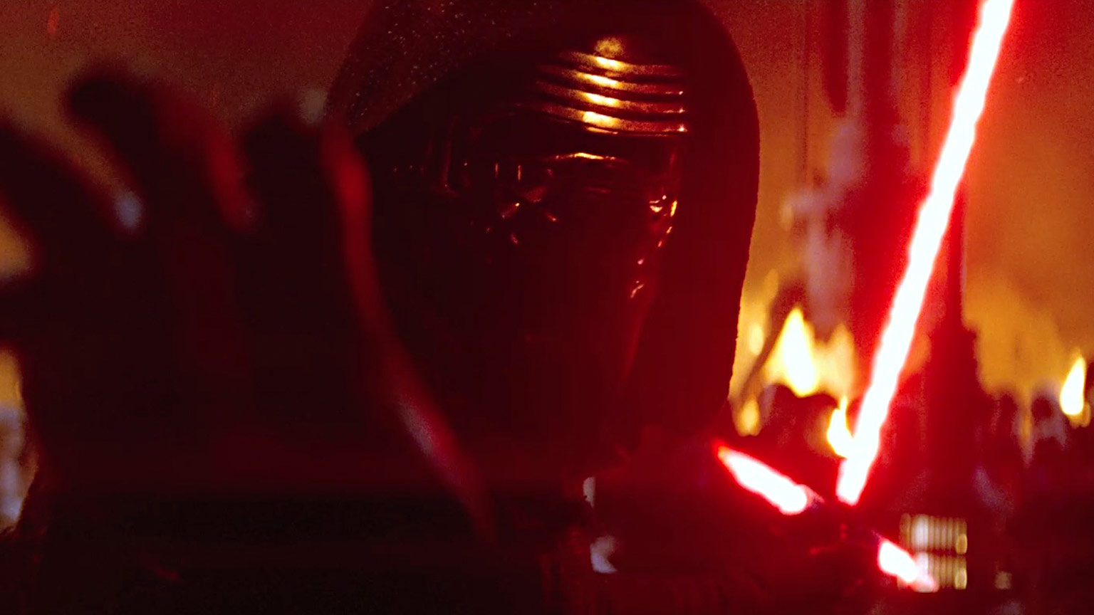The rumored Star Wars series likely won't see Ben Solo don the iconic Kylo Ren mask, or wield his unique red lightsaber.