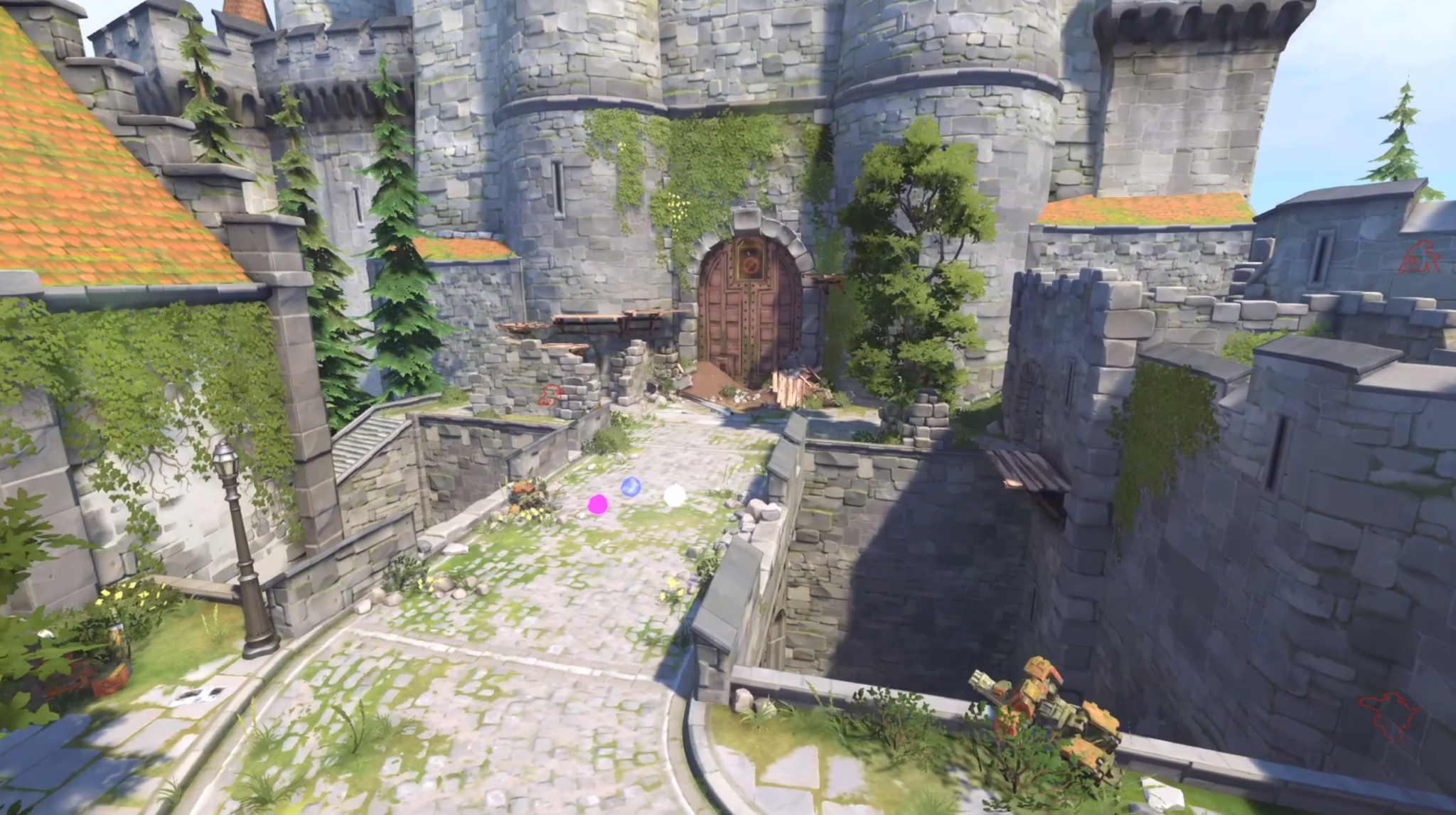 Overwatch Workshop mode
