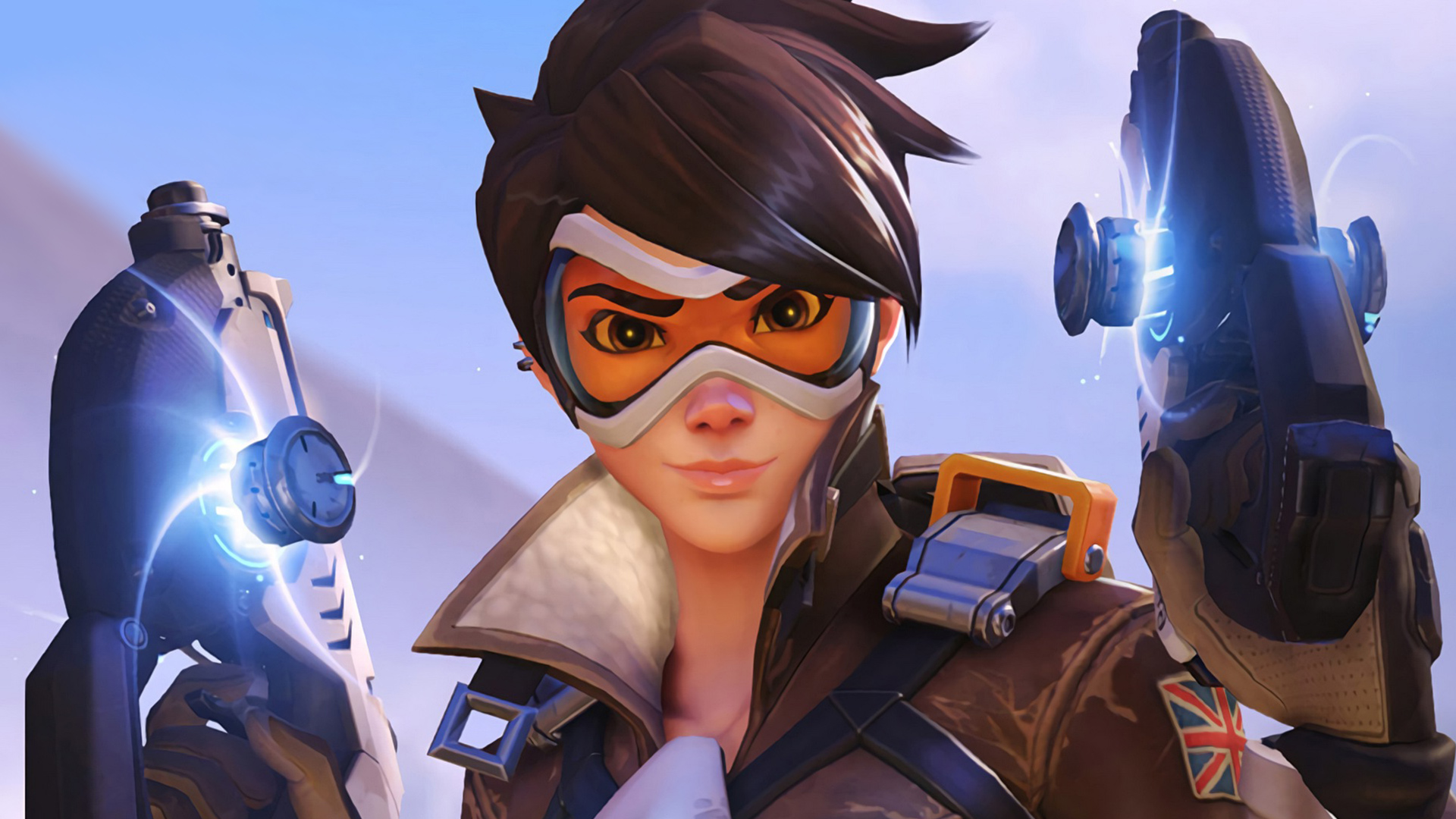 Tracer in Overwatch