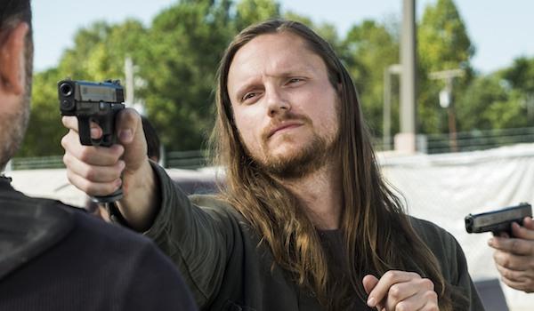 Savior Jared in TWD