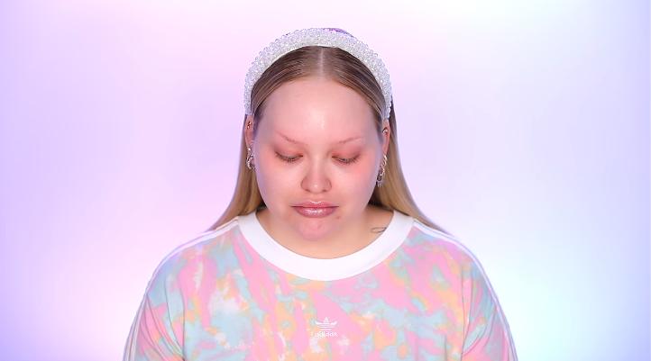 NikkieTutorials tears up in her return video