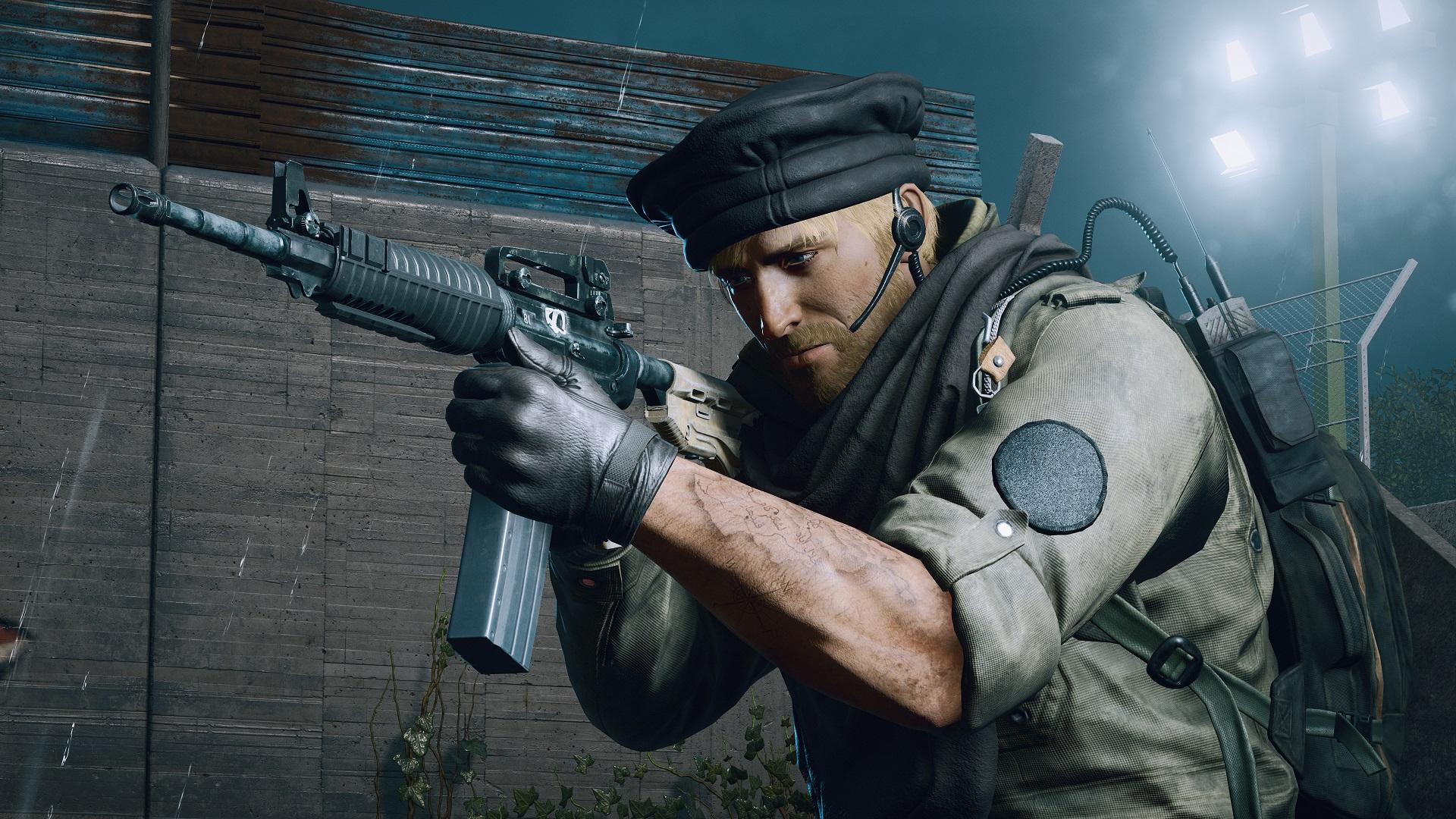 Maverick on Hereford Base in Rainbow Six Siege