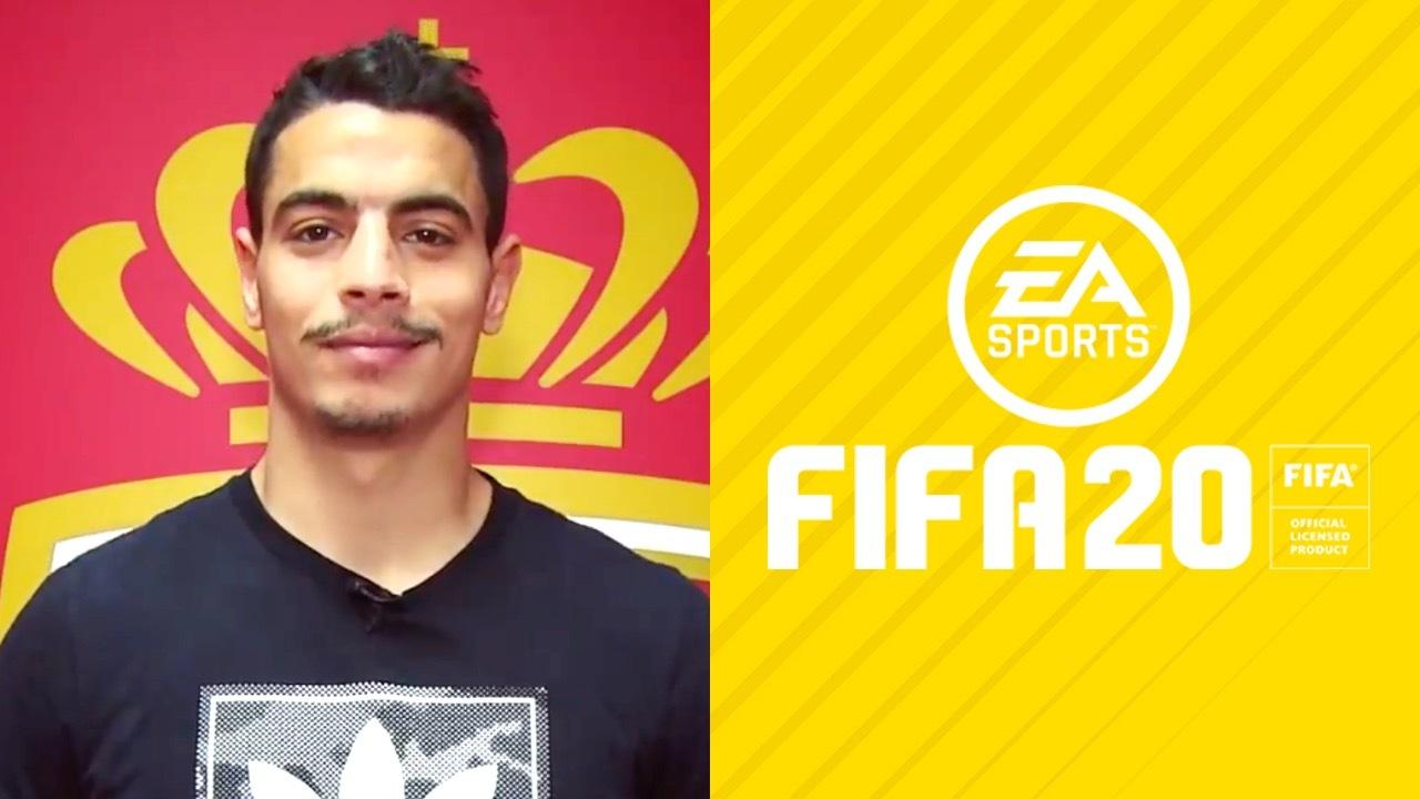 Ben Yedder in FIFA 20