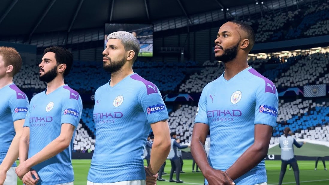Manchester City boasts one of the biggest club budgets in FIFA 21 Career Mode.