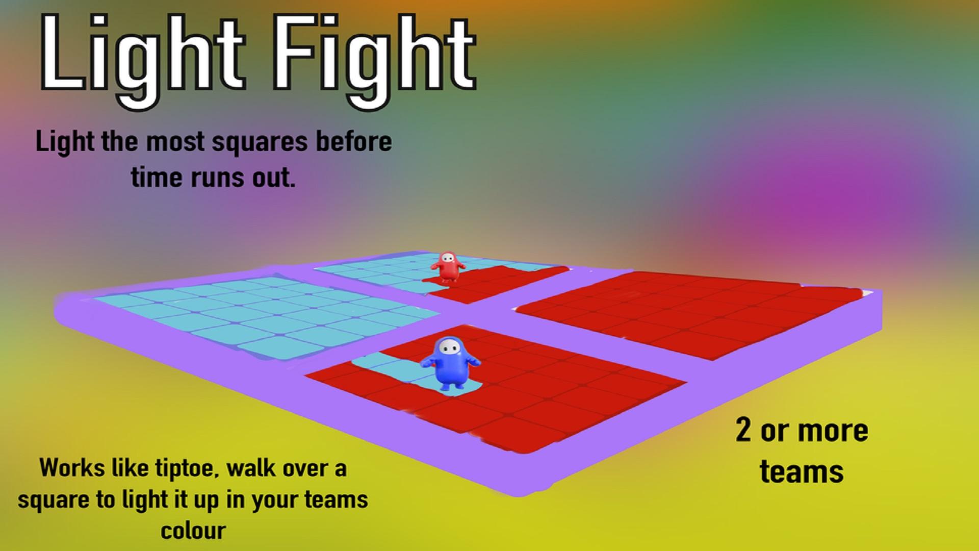 Fall Guys custom map