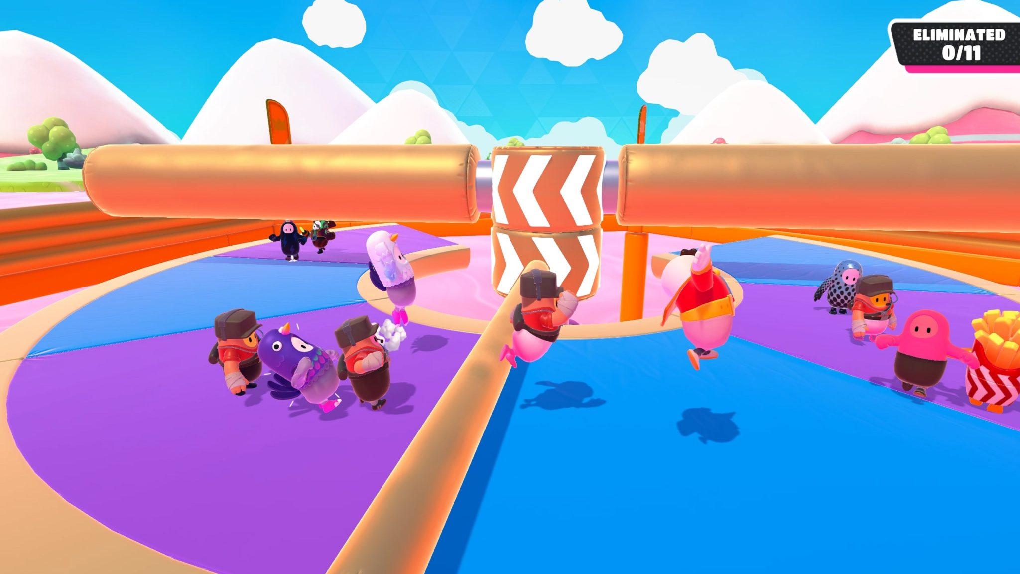 Jump Club mini-game