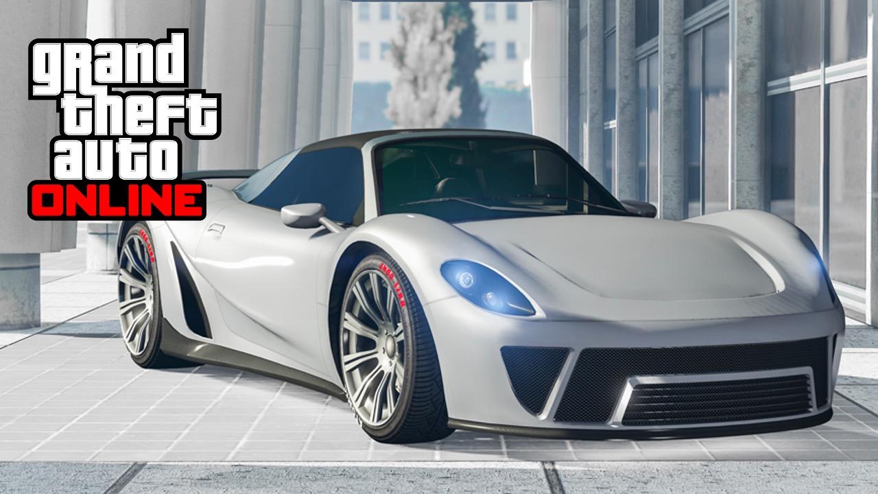 GTA Online 811 car