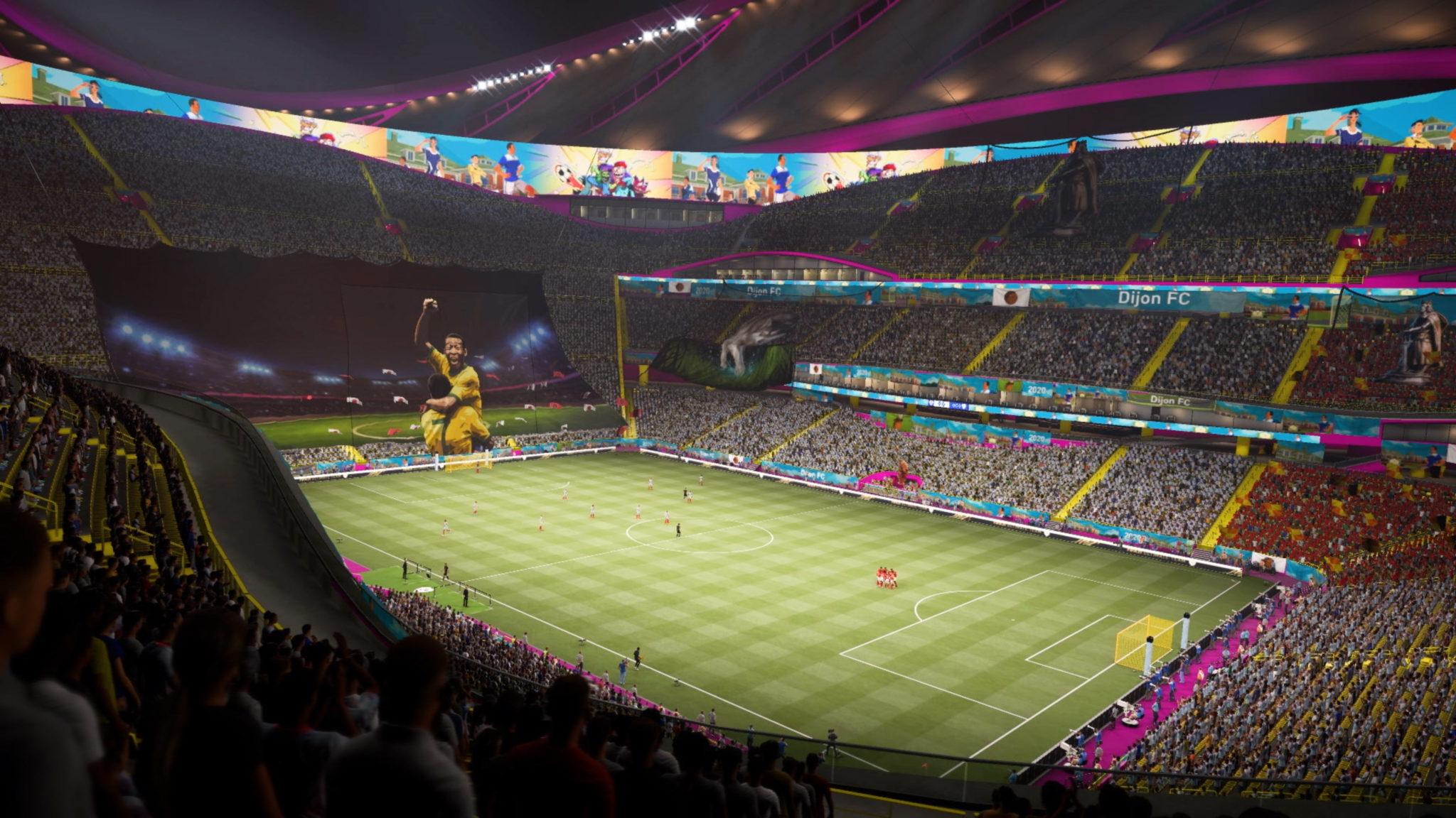 FIFA 21 FUT Champions arena