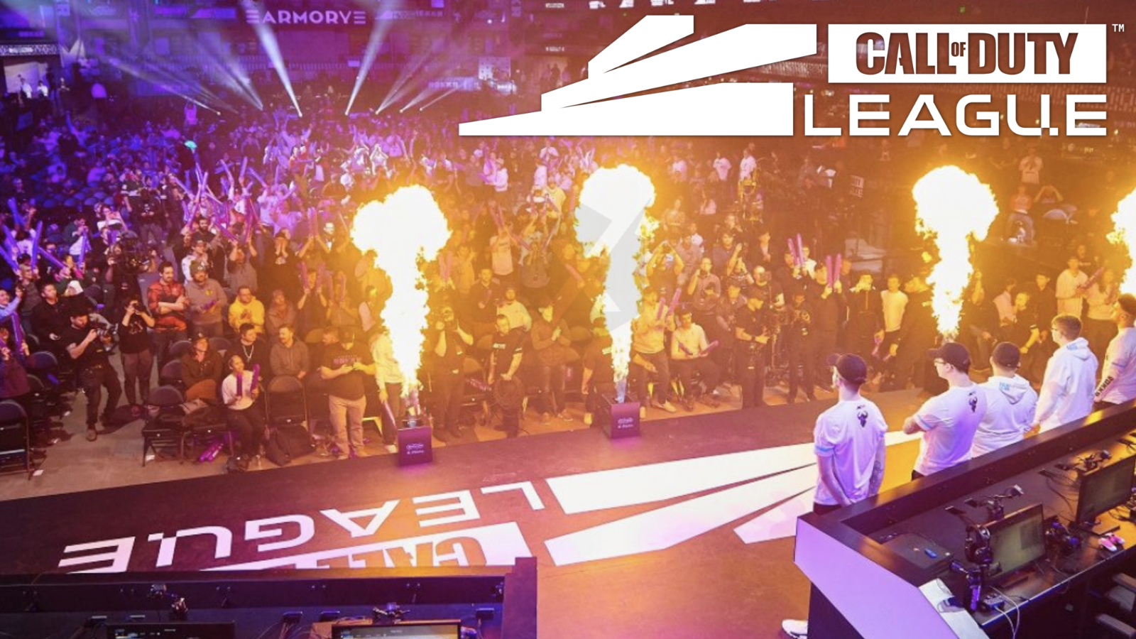 CDL Event crowd