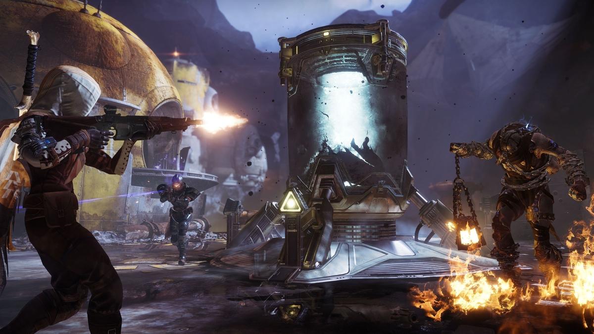 Destiny 2 Gambit gameplay
