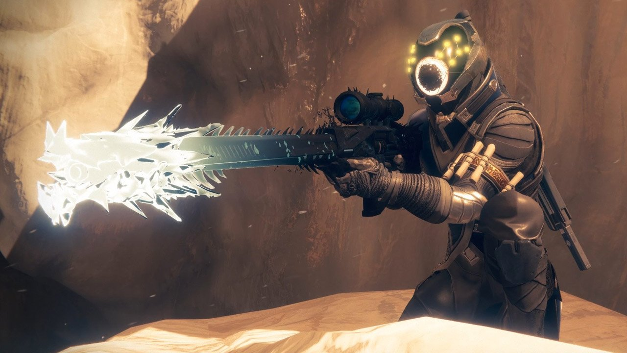 Destiny 2 Whisper exotic