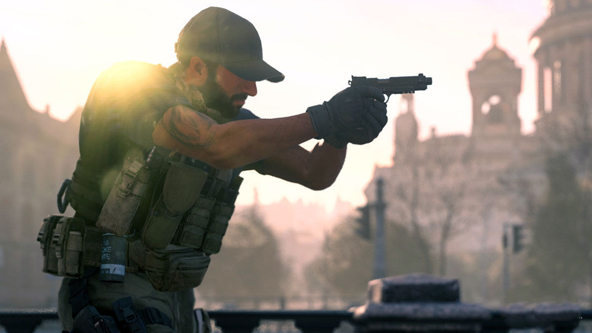 Call of Duty Modern Warfare gameplay