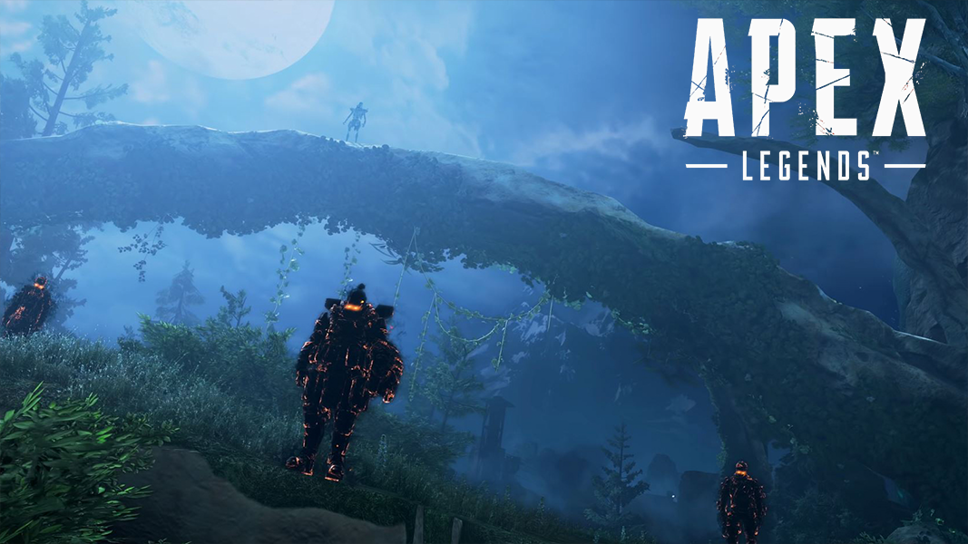 Apex Legends shadows in shadowfall LTM