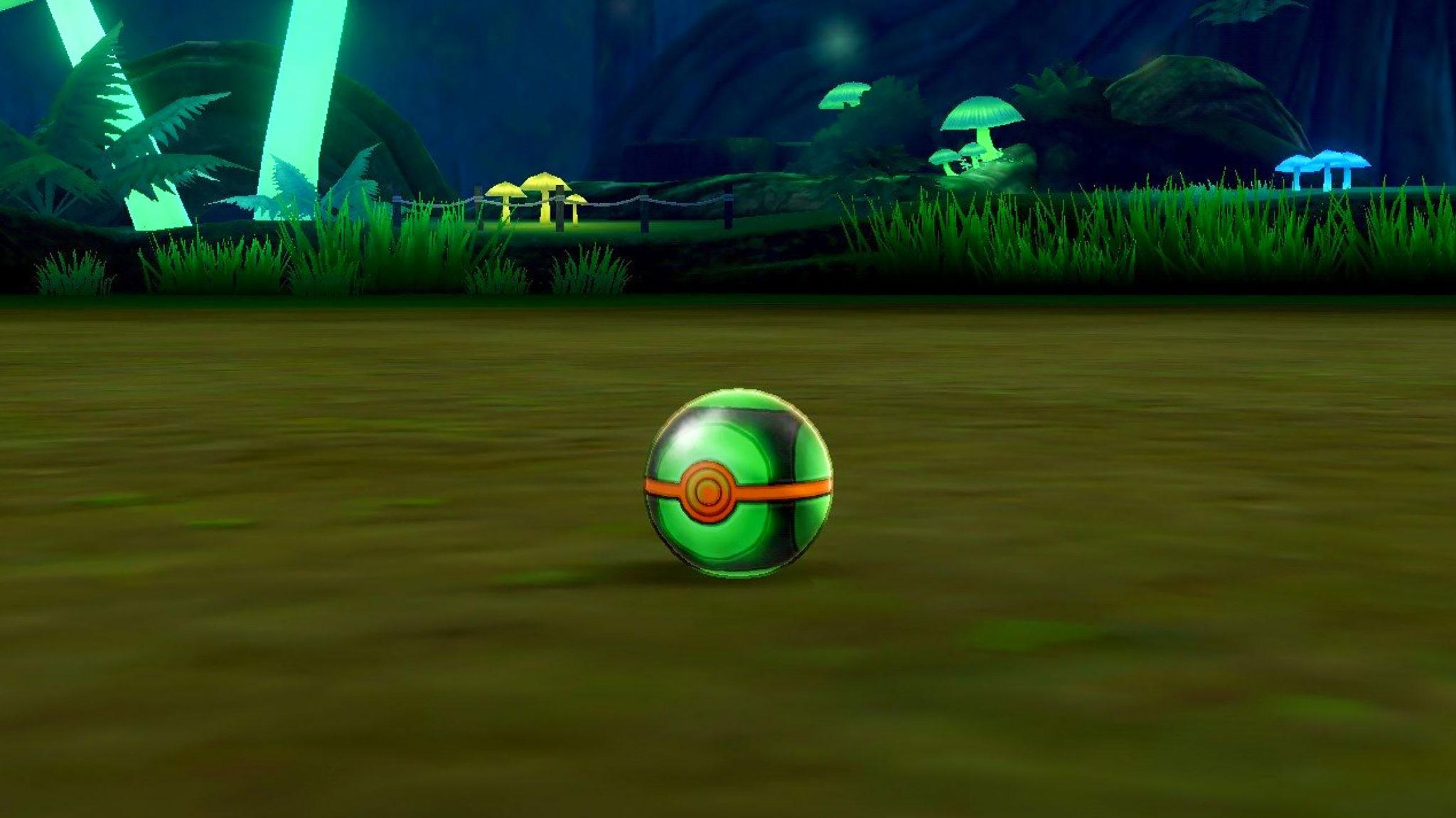 pokemon dusk ball