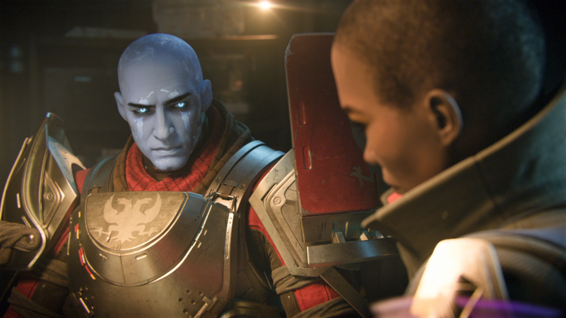 Commander Zavala's fall to the Darkness could spark a Destiny 2