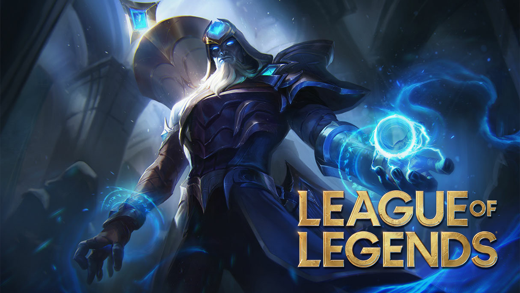 Championship Ryze in League of Legends
